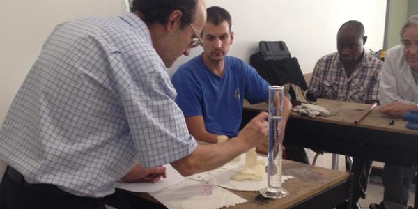 Midiendo aspectos químicos del fluido