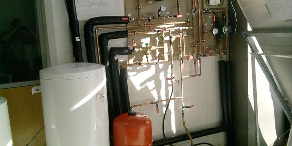 Circuito hidráulico y conexionados