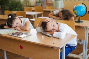 Masaje y relajación en el aula