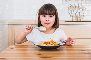 Diseño de menús infantiles