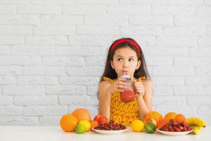 Nutrición y dietética en niños y adolescentes